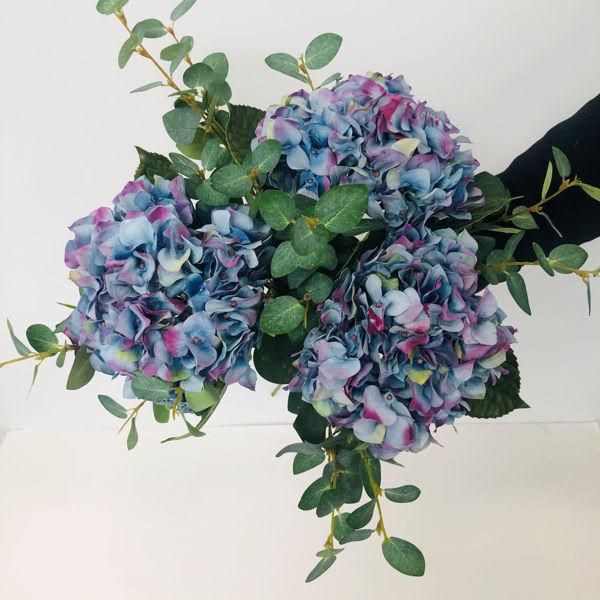 Billede af Evighedsbuket med  hortensia